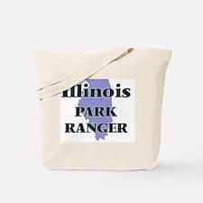 Illinois Park Ranger Tote Bag