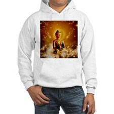 Buddha in the sky Hoodie