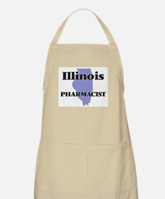Illinois Pharmacist Apron