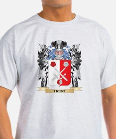 Trent Coat of Arms - Family Crest T-Shirt