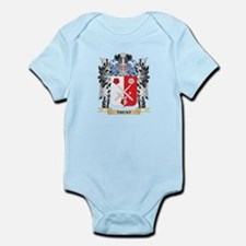 Trent Coat of Arms - Family Crest Body Suit