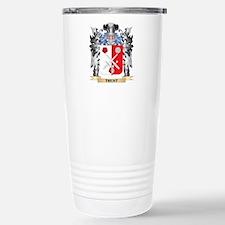 Trent Coat of Arms - Fa Travel Mug