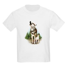 Three Wolves T-Shirt