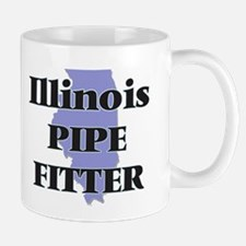 Illinois Pipe Fitter Mugs