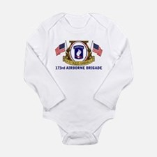 Funny Brigade Long Sleeve Infant Bodysuit