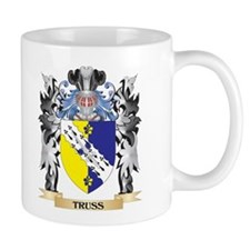 Truss Coat of Arms - Family Crest Mugs