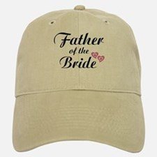Father of the Bride Baseball Baseball Cap