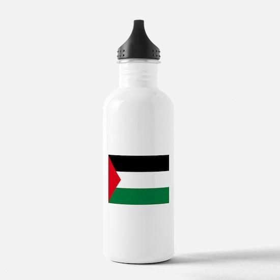 Palestine Sports Water Bottle