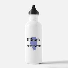Illinois Presenter Water Bottle