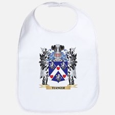 Tucker Coat of Arms - Family Crest Bib