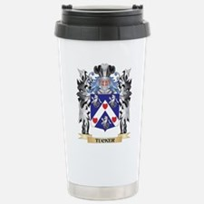 Tucker Coat of Arms - F Travel Mug