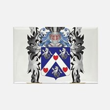 Tucker Coat of Arms - Family Crest Magnets