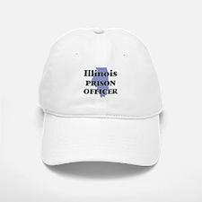Illinois Prison Officer Baseball Baseball Cap