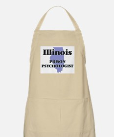 Illinois Prison Psychologist Apron