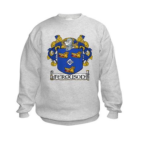 Ferguson Coat of Arms Kids Sweatshirt