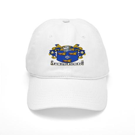 Ferguson Coat of Arms Baseball Cap (2 Colors)