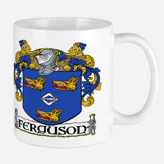 Ferguson Coat of Arms Mug