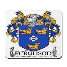 Ferguson Coat of Arms Mousepad