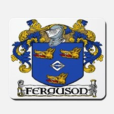 Ferguson Coat of Arms Mousepad