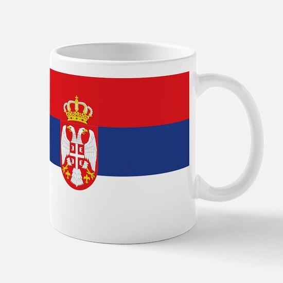 Serbia Mugs