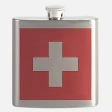 Switzerland Flask