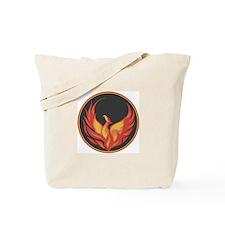 Rising Phoenix Tote Bag