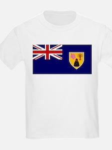 Turks and Caicos Islands T-Shirt