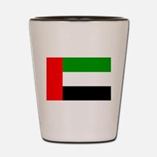 United Arab Emirates Shot Glass