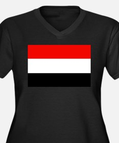 Yemen Plus Size T-Shirt