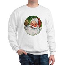 Vintage Santa Face 1 Jumper