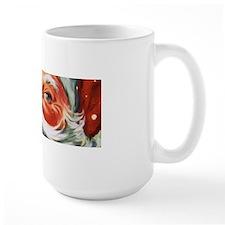 Vintage Santa Face 1 Mugs