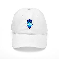 Meteor Shower 9 Baseball Baseball Cap