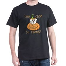 Halloween Maltese T-Shirt