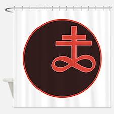 Brimstone Symbol Shower Curtain