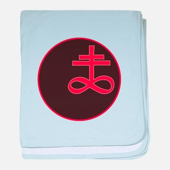 Brimstone Symbol baby blanket
