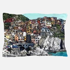 CinqueTerre20150901 Pillow Case