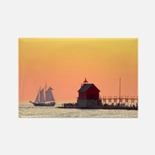 Grand Haven Sunset Magnets