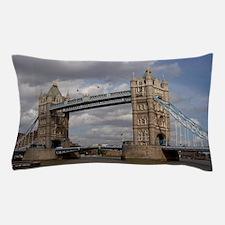 london england Pillow Case