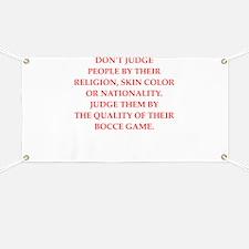 bocce joke Banner