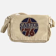 Carter Mondale 1976  Messenger Bag