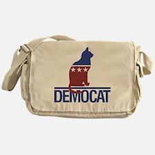democat Messenger Bag