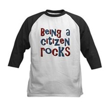 Being a USA Citizen Rocks Tee