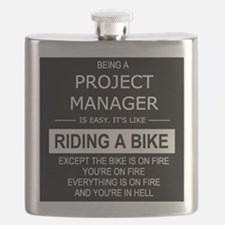 project manager IN HELL Flask
