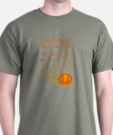 """No looking Passing"" T-Shirt"