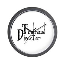 Technical Director Wall Clock