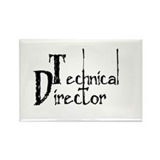 Technical Director Rectangle Magnet