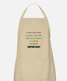 Sherlock Holmes Quote on The Importance of L Apron