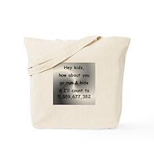 Unique Nonbreeder Tote Bag