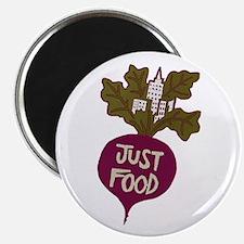 Just Food Magnet