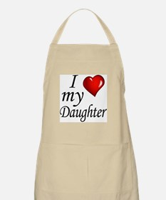 I love my Daughter Apron